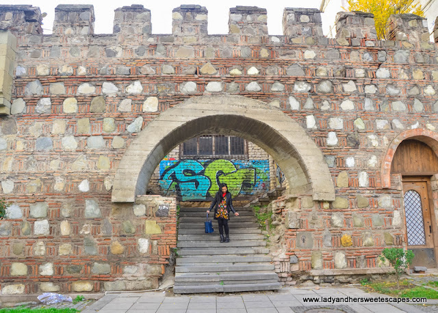 Old City Wall Tbilisi