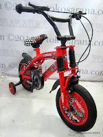 3 Sepeda Anak Merino 12-2209-9 Suspension 12 Inci