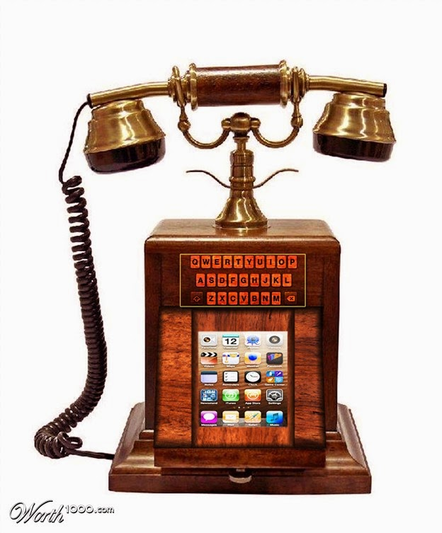 15-Iphone-worth1000-Modern-&-Vintage-Technology-www-designstack-co