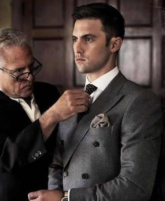 kravat aksesuarı, şık erkekler, takım elbise
