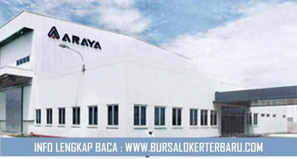 PT. Araya Steel Tube Indonesia