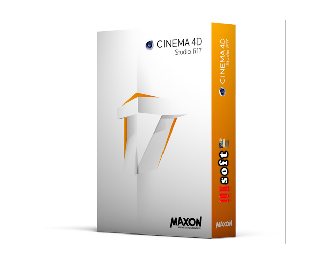 Cinema 4D R17 All In One DVD ISO Free Download