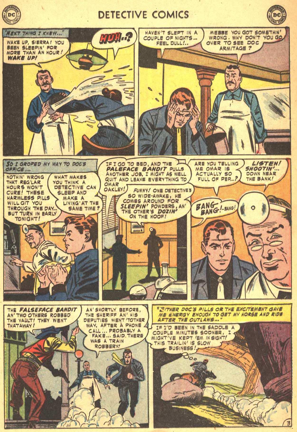 Read online Detective Comics (1937) comic -  Issue #206 - 16