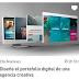 Como Diseñar el portafolio digital de una agencia creativa profesional..