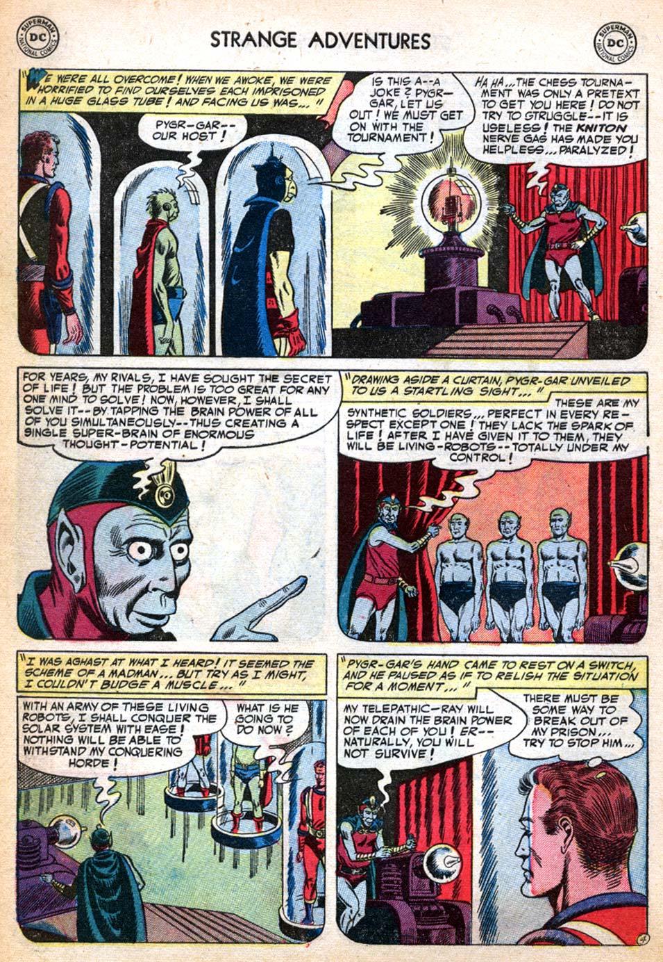 Strange Adventures (1950) issue 35 - Page 6