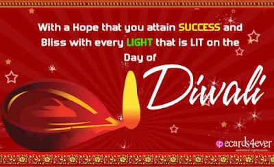 Deepavali Greetings For Family,