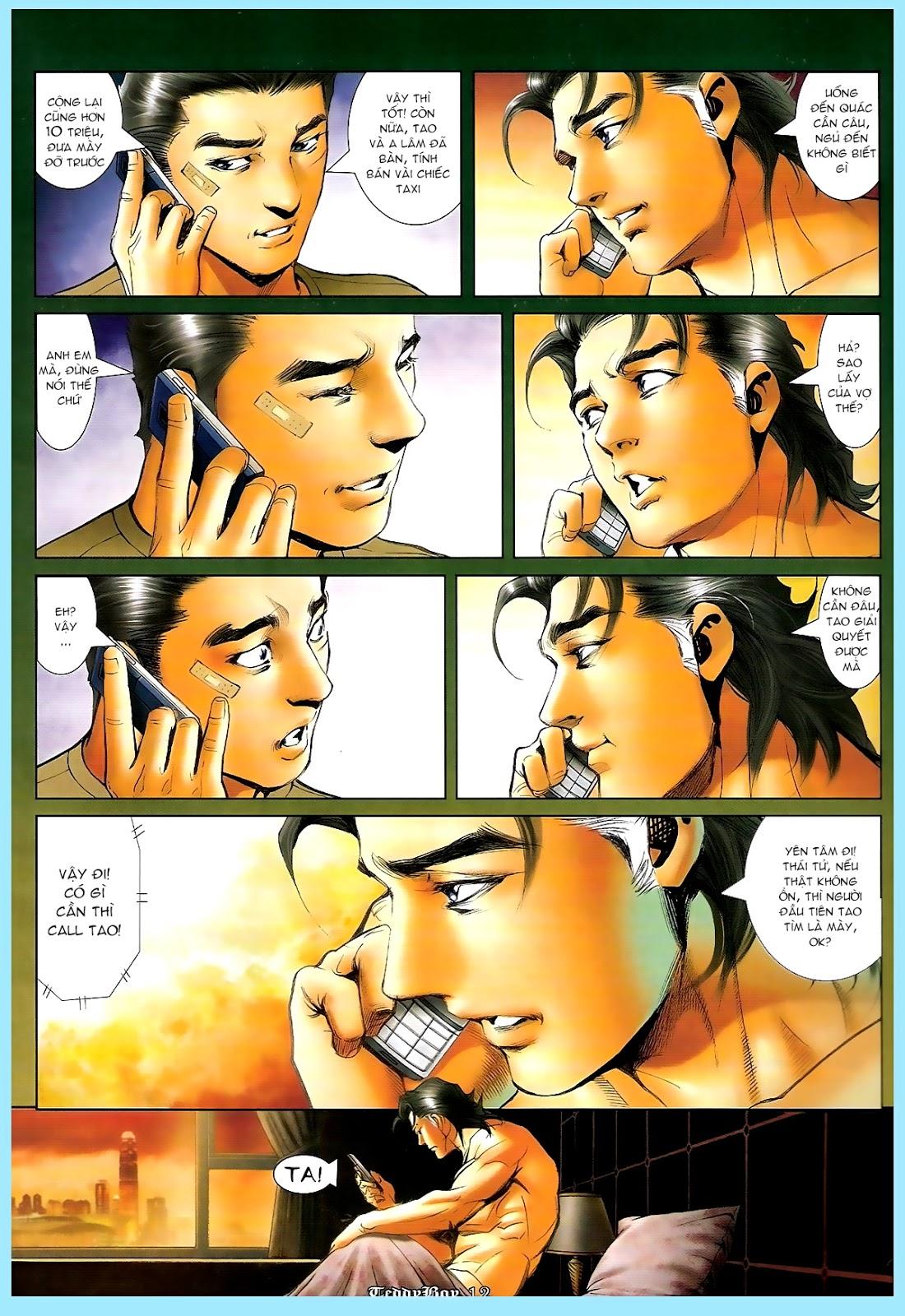Người Trong Giang Hồ - Chapter 1205: Đường cùng chưa chắc cùng - Pic 9