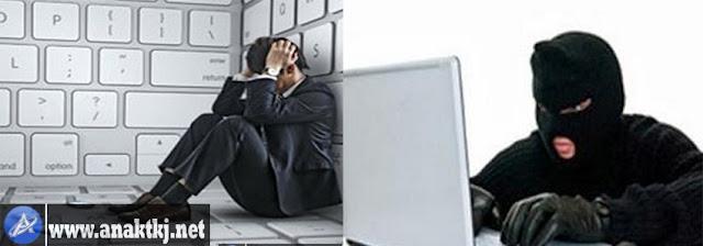Dampak Negatif Dari Penggunaan Internet