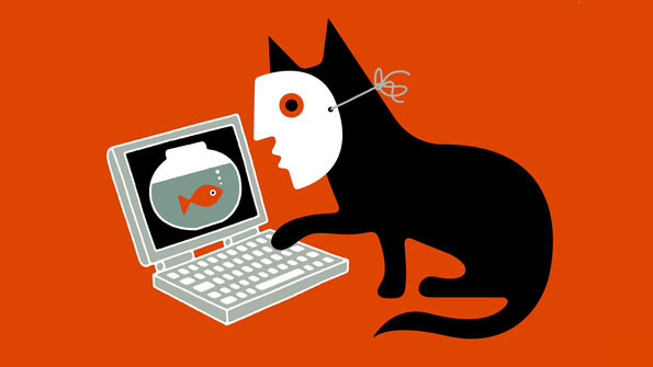 Fake your online identity