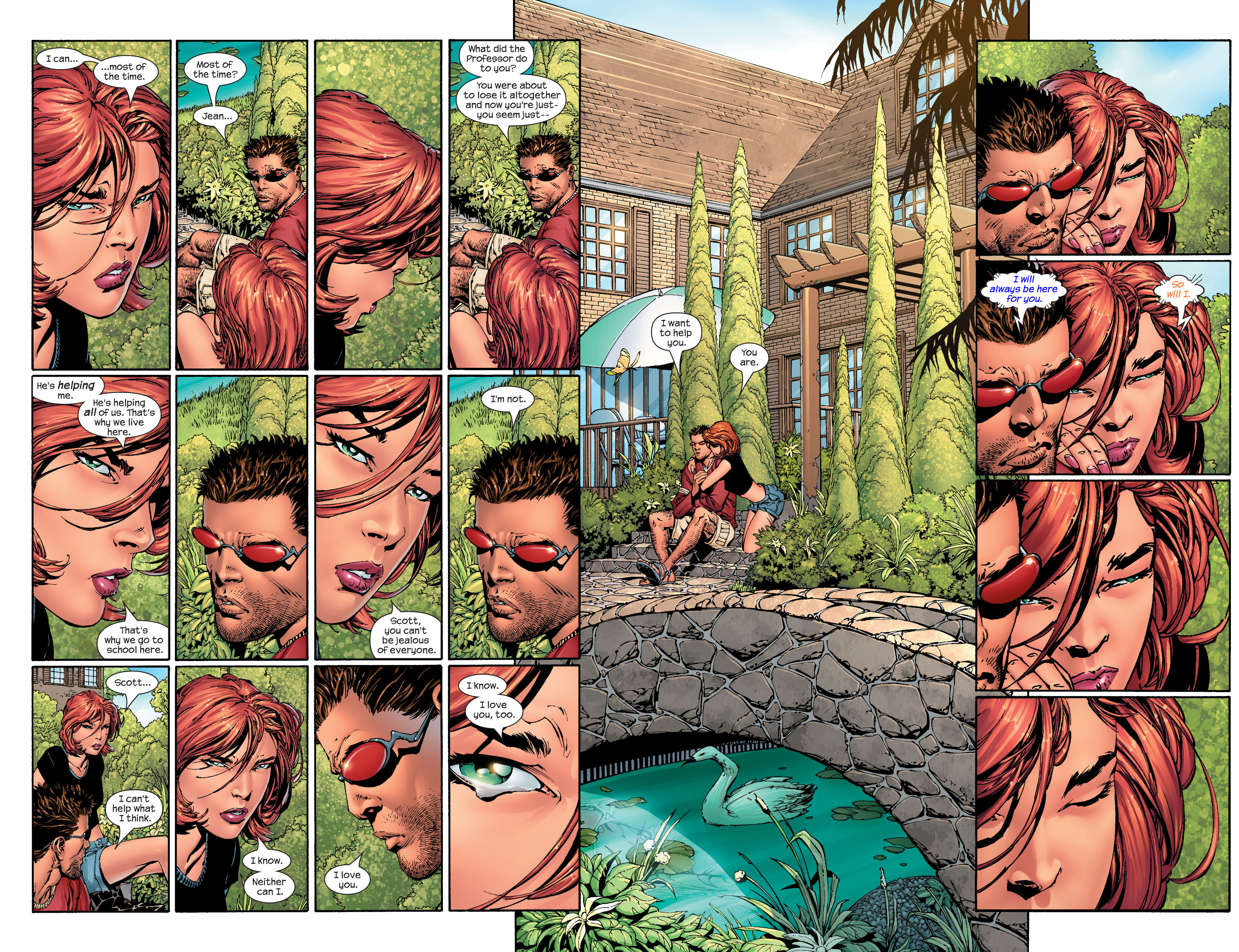 Read online Ultimate X-Men comic -  Issue #42 - 6