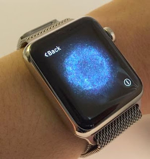 pairing animation apple watch