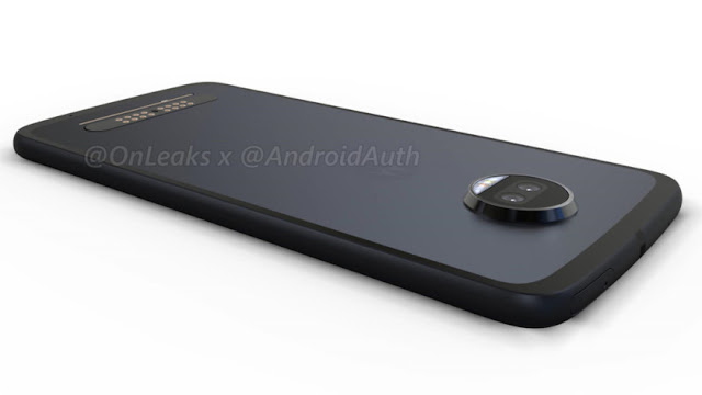 Moto Z2 Force Renders and Video Emerge Online!