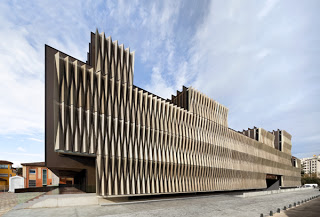 Centro CIB Pamplona. Arquitectura