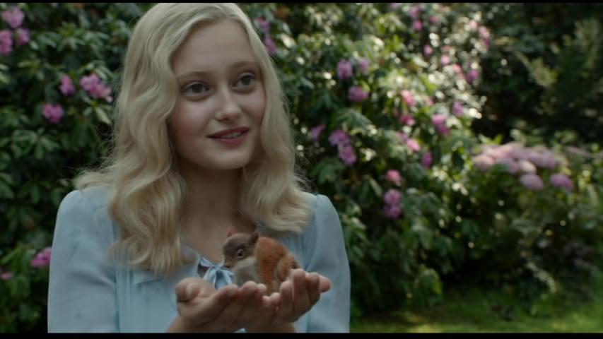 Miss Peregrine's Home for Peculiar Children/El hogar de Miss Peregrine para niños peculiares