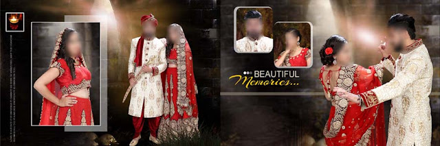 Indian Wedding Album 12x36 DM