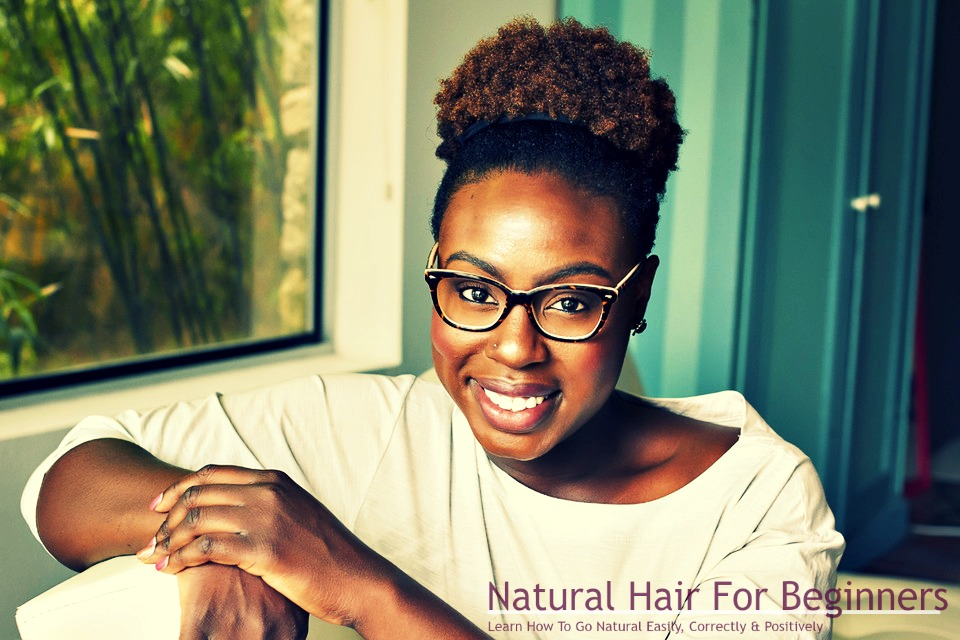 Learning To Love Your Own Natural Curls, Coils & Kinks