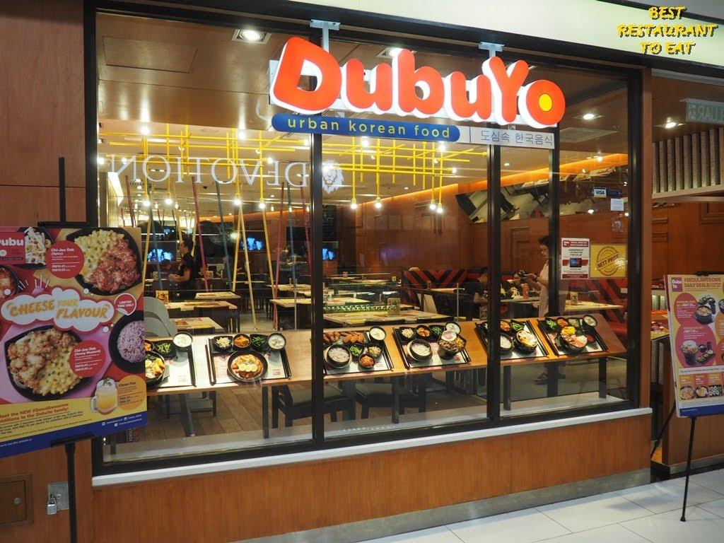 Best Restaurant Kuala Lumpur Malaysia