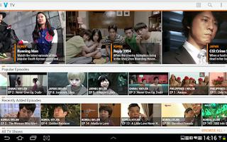 Cara Mudah Menonton TV Di HP Android Dengan Aplikasi Viki