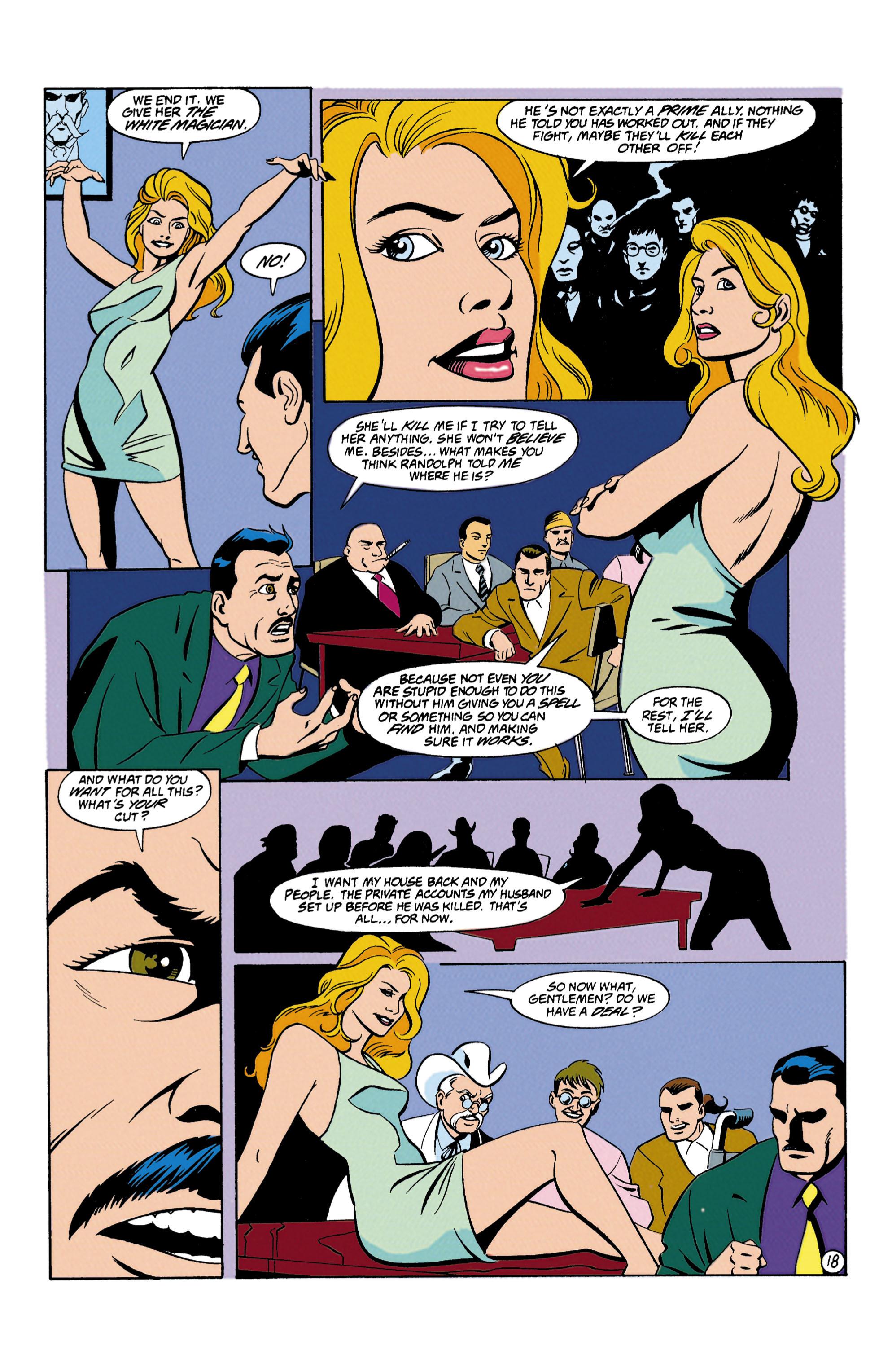 Read online Wonder Woman (1987) comic -  Issue #87 - 19