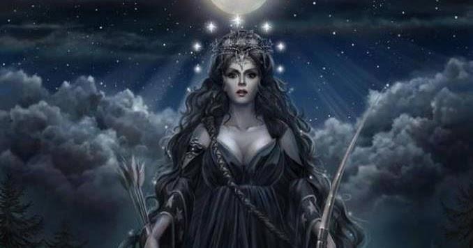 Röm Göttin Der Nacht