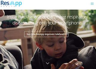 ResApp Provide Powerful Digital Diagnostic Tool For Respiratory Diseases