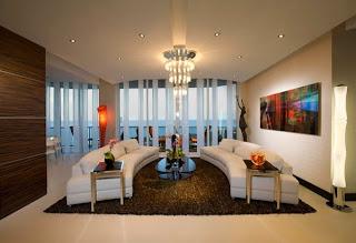 Model Sofa ruang tamu mewah dan elegant