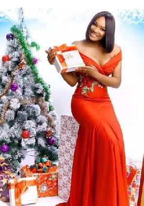 Sandra Ankobiah unveiled as face of Safari by SK Cosmetic