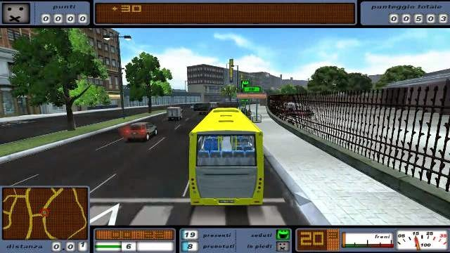Bus Driver Game PC Games Gameplay