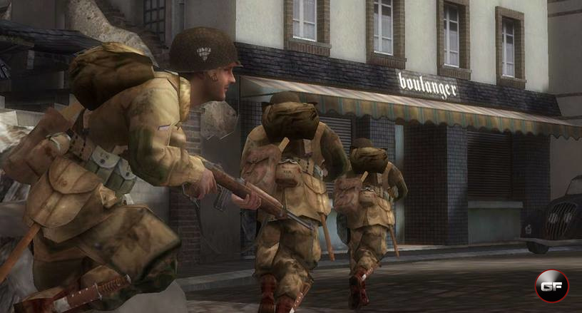 Brothers in Arms Earned in Blood PC Español