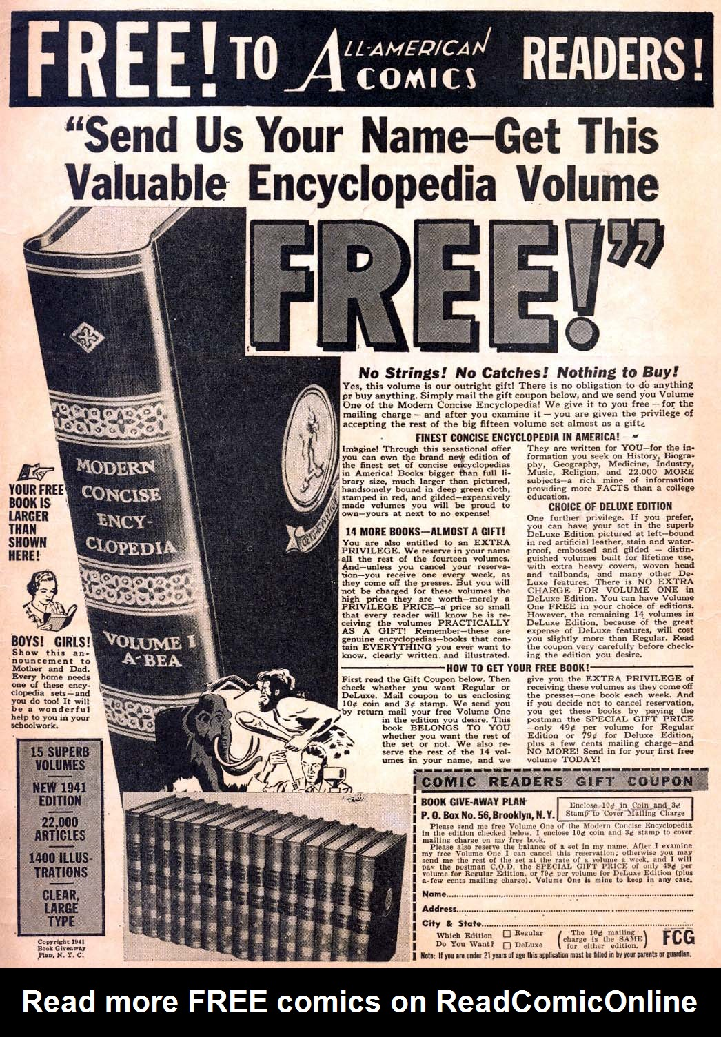 Read online All-American Comics (1939) comic -  Issue #30 - 66