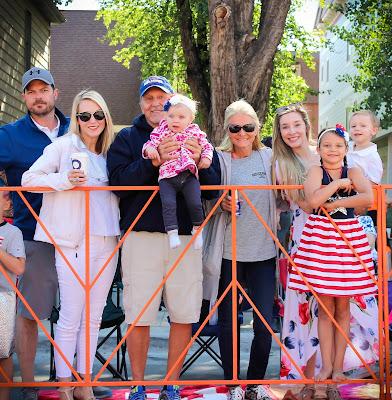 Breckenridge 4th of July Parade