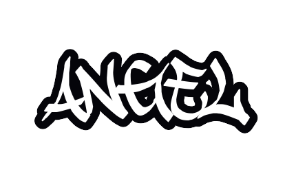 Graffiti schrift, graffiti font, graffiti schrift word