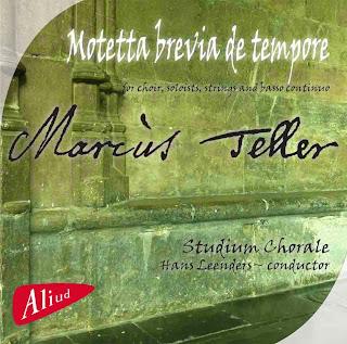 Motetta Brevia de tempore - Marcus Teller
