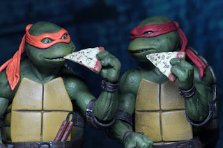"""Figuras: Nueva información de las Teenage Mutant Ninja Turtles 1990 Movie 7"""" - NECA Toys"""