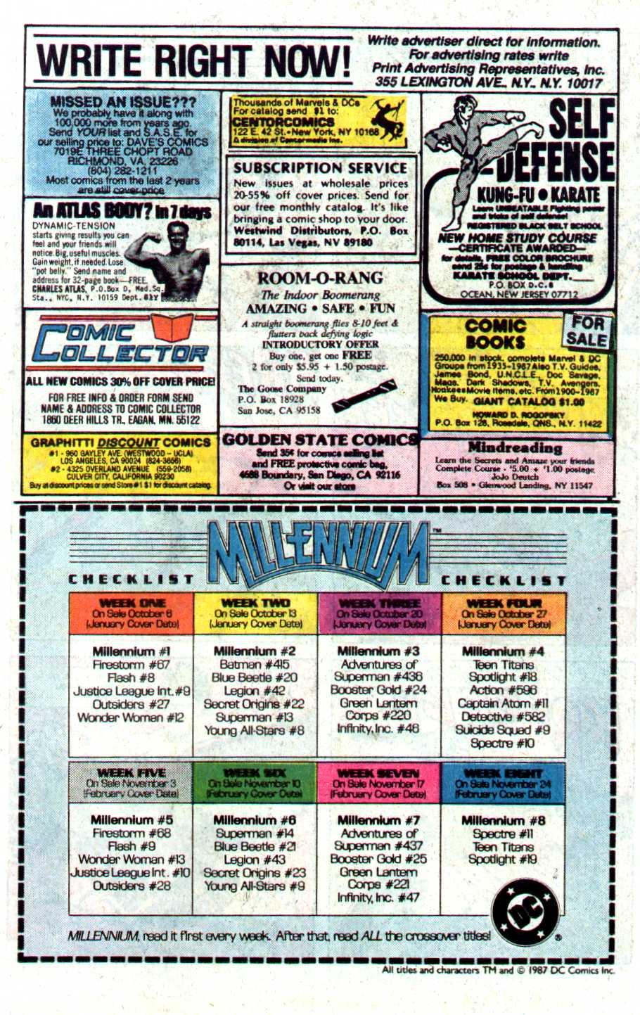 Read online Secret Origins (1986) comic -  Issue #21 - 33