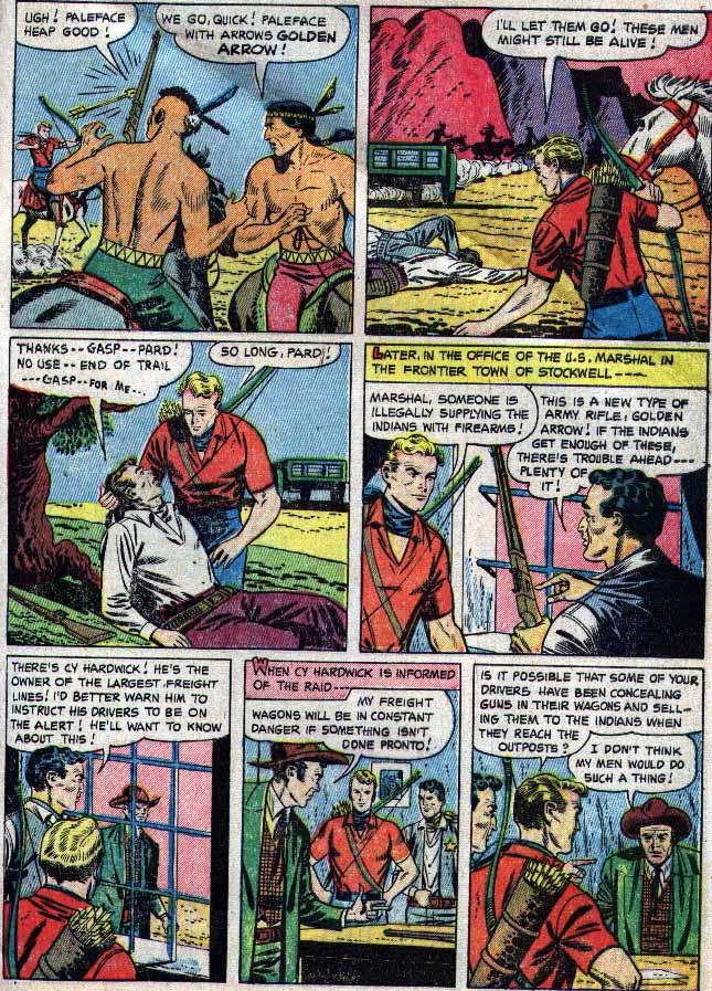 Read online WHIZ Comics comic -  Issue #154 - 29
