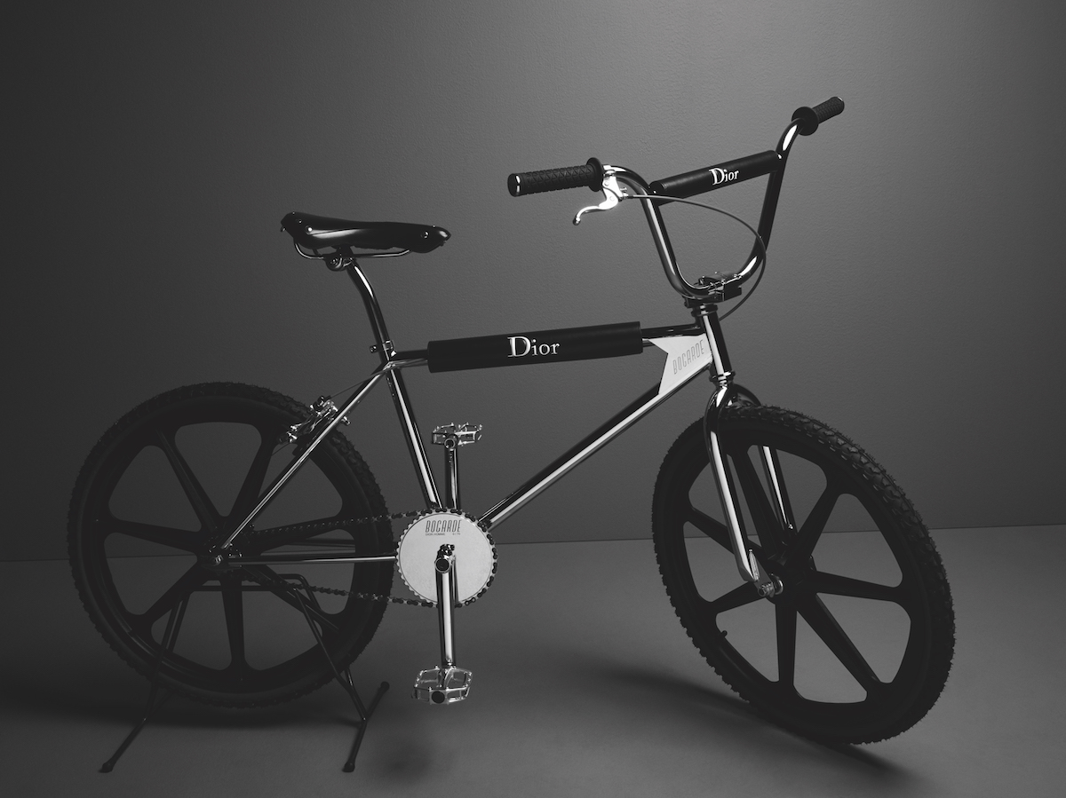 FIRST LOOK: Dior x BMX Limited Edition Dior Homme Bicycle