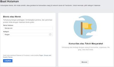 Cara Membuat Fans page Facebook Tampil di blog
