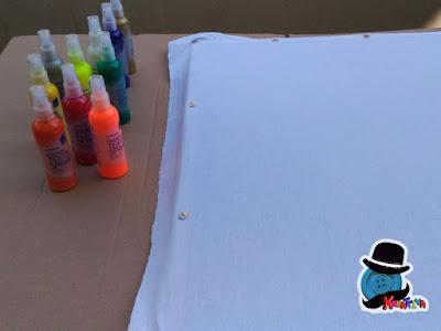 colori per stoffa a spruzzo come usarli