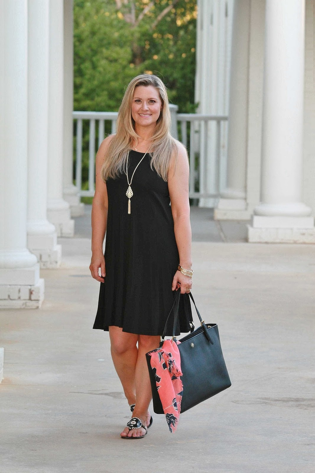 c5e06943dccc1 cute summer dress, jack rogers jellies, Kendra Scott, lbd, little black  dress