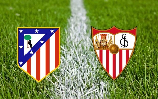 اشبيلية يتفوق على اتلتيكو مدريد فى اياب ربع نهائى كأس ملك اسبانيا