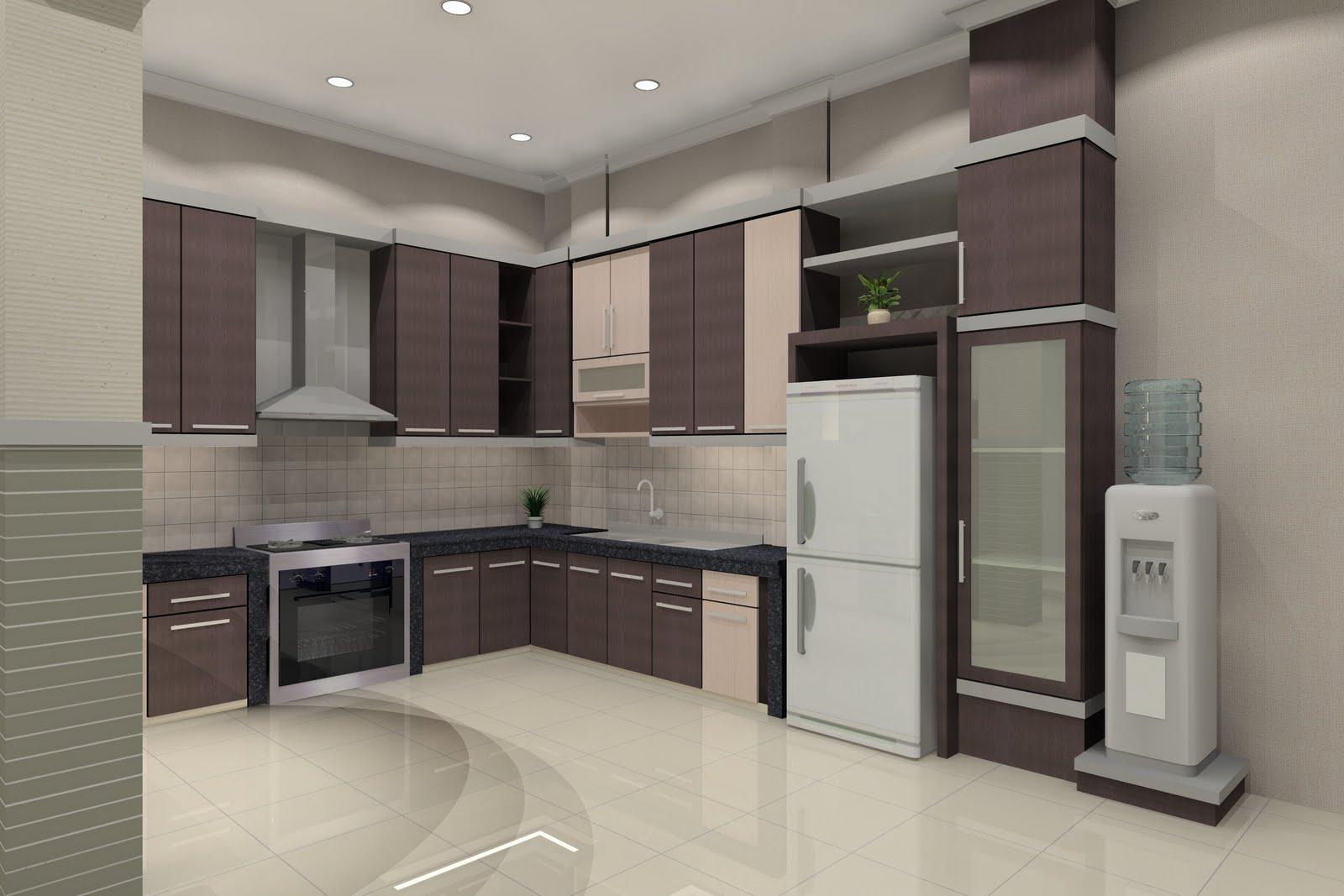 32 Kumpulan Gambar  Dapur Rumah Minimalis Terbaru 2019
