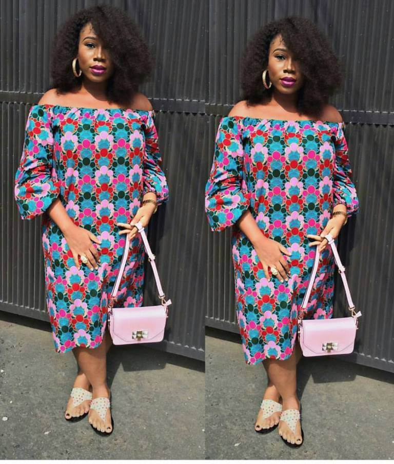 African ,short dresses, Ankara Fashion ,ladies