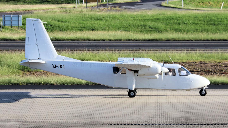 Far North Queensland Skies Belair Airways Britten Norman