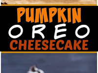 Pumpkin Oreo Cheesecake Recipe