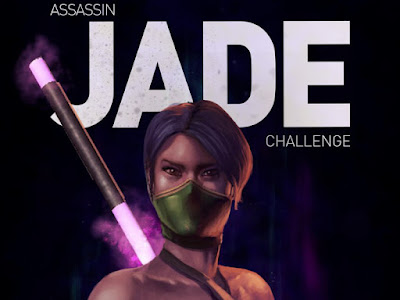 Jade Assassina - MKX mobile