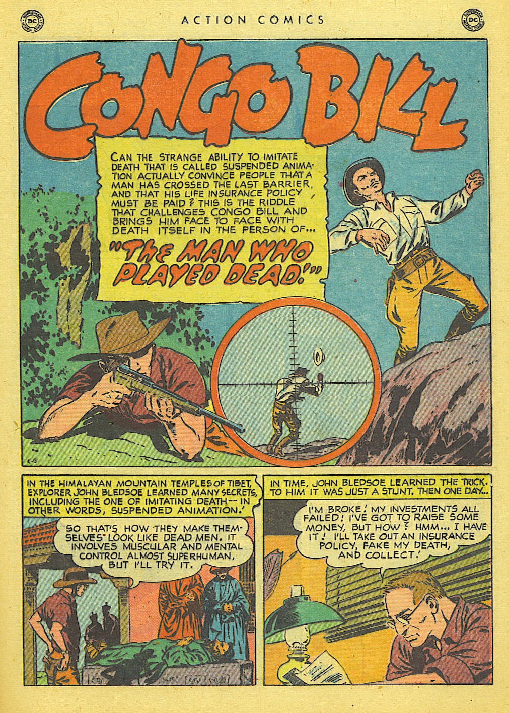 Read online Action Comics (1938) comic -  Issue #140 - 31