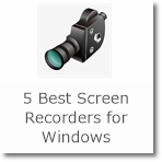5 Best Screen Recorders for Windows