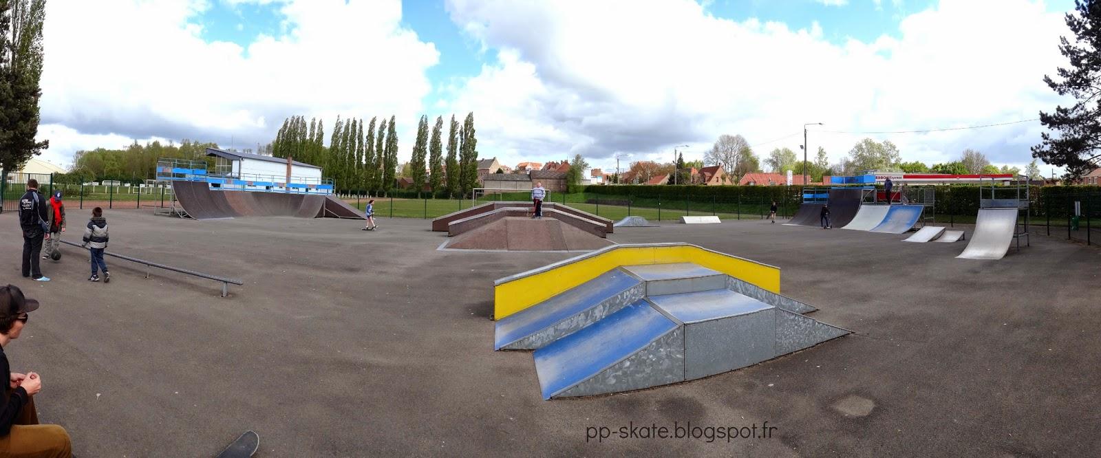 Skatepark Bailleul