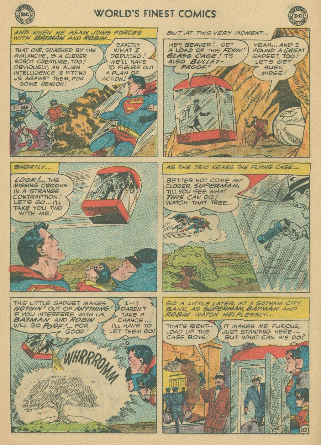 Read online World's Finest Comics comic -  Issue #108 - 12